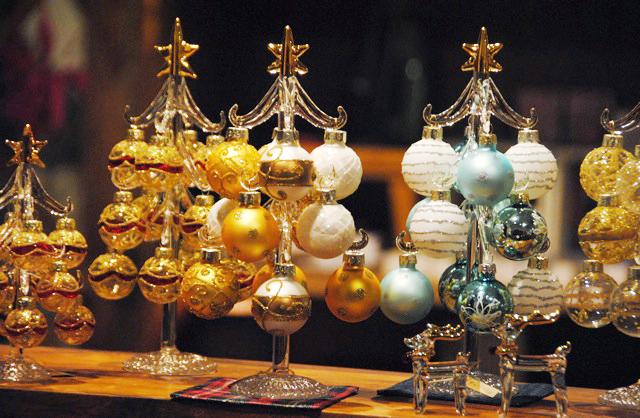 小樽ガラスのクリスマスツリー